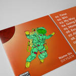 Talented rapper and artist, Name Six releases new album 'Oxygen'