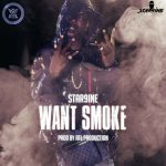 Star9ine has his own unique sound and style on new single 'Want Smoke' with Irish upcoming rapper O'Shane